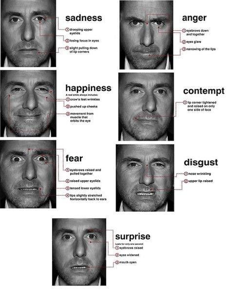 7-Facial-Expressions